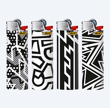 BIC MAXI LIGHTERS COOL ANIMAL SERIES